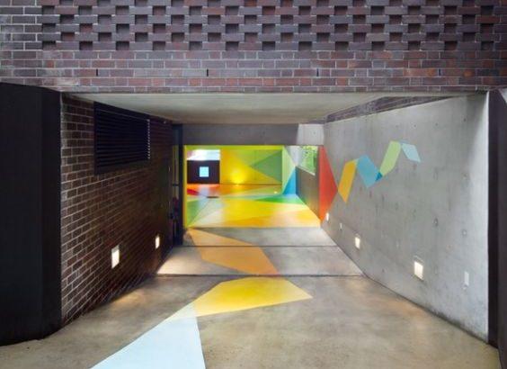 Parkings de diseño - garaje artístico
