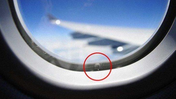 Para qué sirve el agujero en la ventanilla del avión
