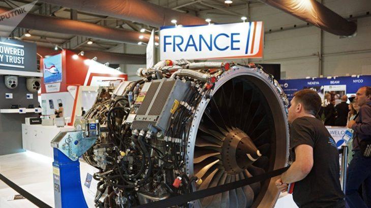 Cómo se fabrica el motor de un avión