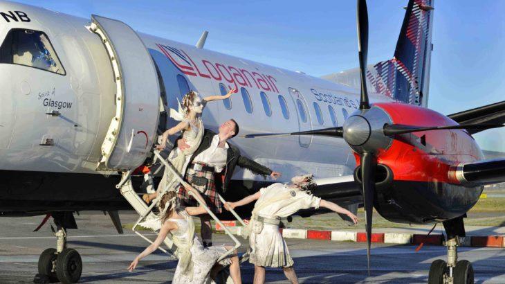 El vuelo más corto del mundo está operado por Loganair