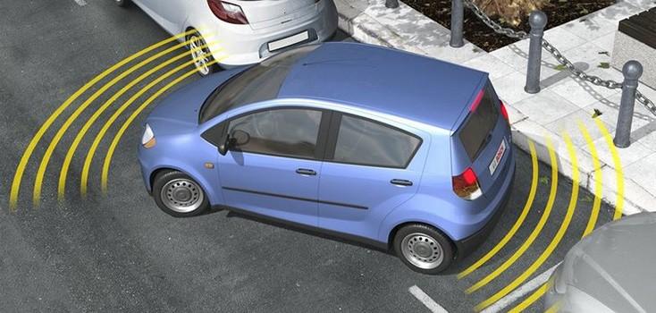 Un navegador de Bosch busca aparcamientos libresª