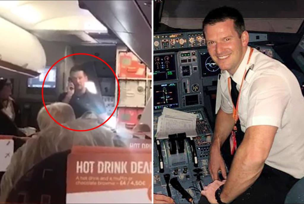 Un pasajero pilota su propio vuelo para evitar que lo cancelen
