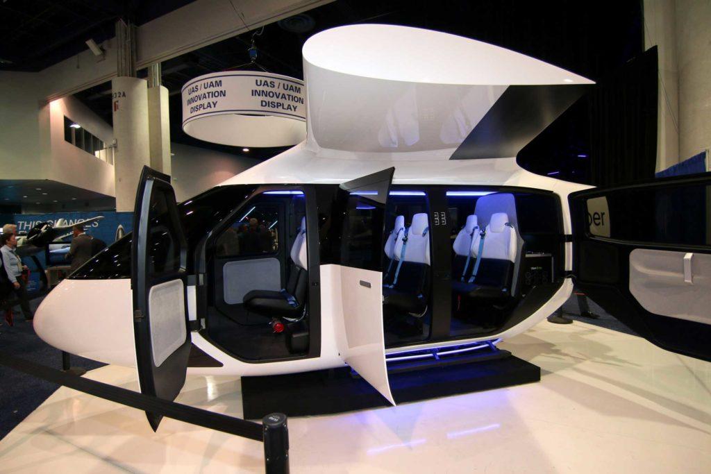 La movilidad aérea urbana sigue avanzando