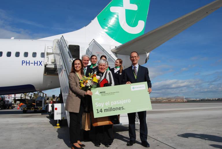 14 millones de pasajeros en el aeropuerto de Alicante-Elche