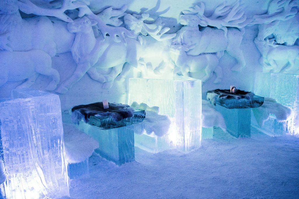 Kirkenes Snowhotel - Bjornevatn Noruega